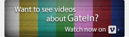 Vimeo GateIn channel