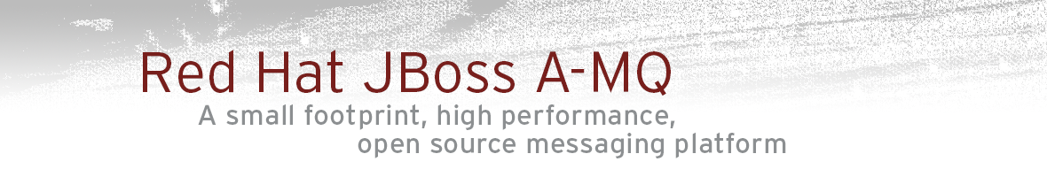 Red Hat JBoss A-MQ