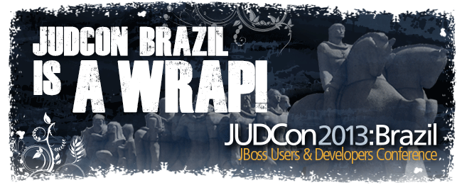 JUDCon 2013: Brazil is a Wrap!