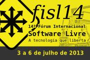 JUDCon 2013: Brazil Sponsor, FISL.
