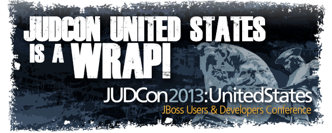 JUDCon 2013: UnitedStates is a Wrap!